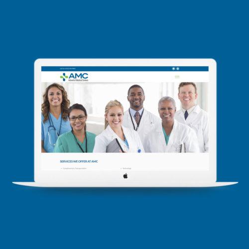 AMC-Website-Development
